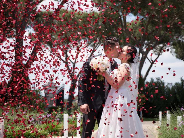 Le nozze di Rosanna e Simone