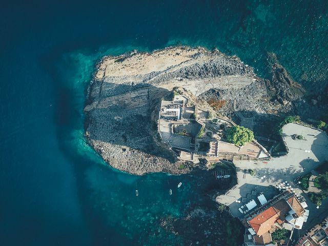 Il matrimonio di Salvo e Sara a Aci Castello, Catania 1