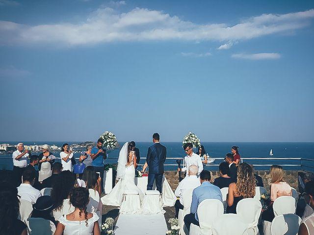 Il matrimonio di Salvo e Sara a Aci Castello, Catania 7