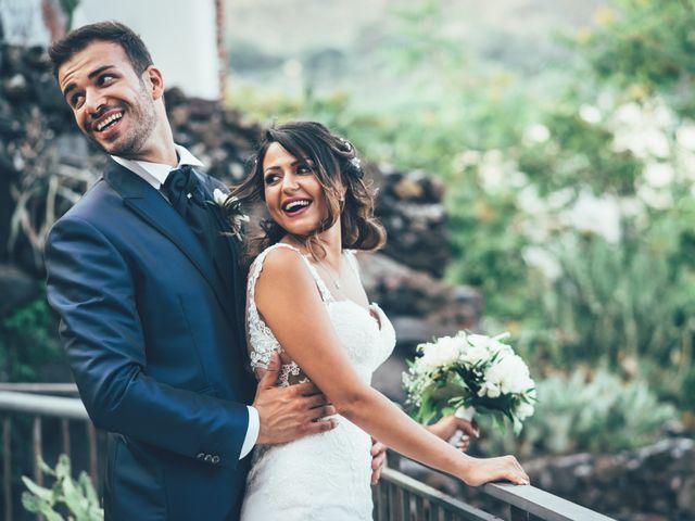 Le nozze di Sara e Salvo