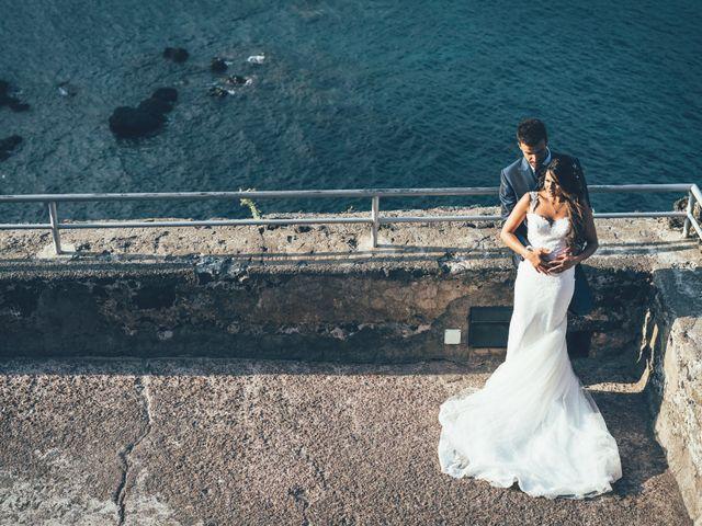 Il matrimonio di Salvo e Sara a Aci Castello, Catania 9