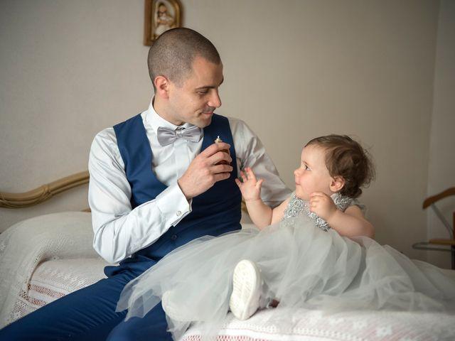 Il matrimonio di Luca e Marina a Soriano nel Cimino, Viterbo 8