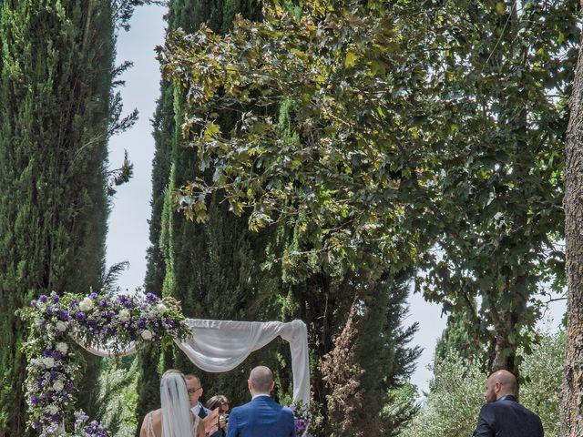 Il matrimonio di Luca e Marina a Soriano nel Cimino, Viterbo 19