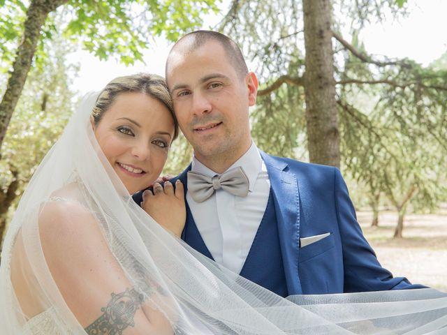 Il matrimonio di Luca e Marina a Soriano nel Cimino, Viterbo 25