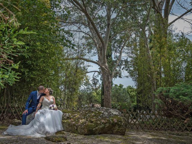 Il matrimonio di Luca e Marina a Soriano nel Cimino, Viterbo 27