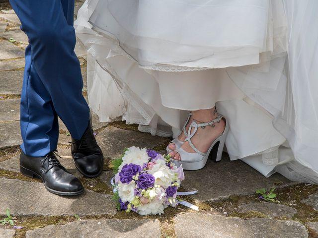 Il matrimonio di Luca e Marina a Soriano nel Cimino, Viterbo 28