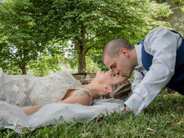 Il matrimonio di Luca e Marina a Soriano nel Cimino, Viterbo 30