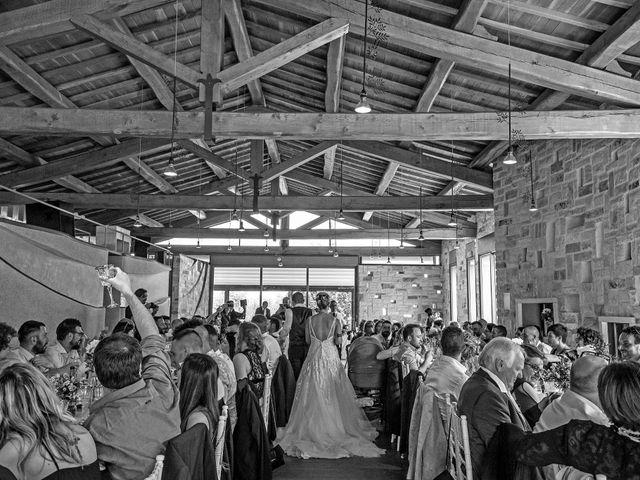 Il matrimonio di Luca e Marina a Soriano nel Cimino, Viterbo 32