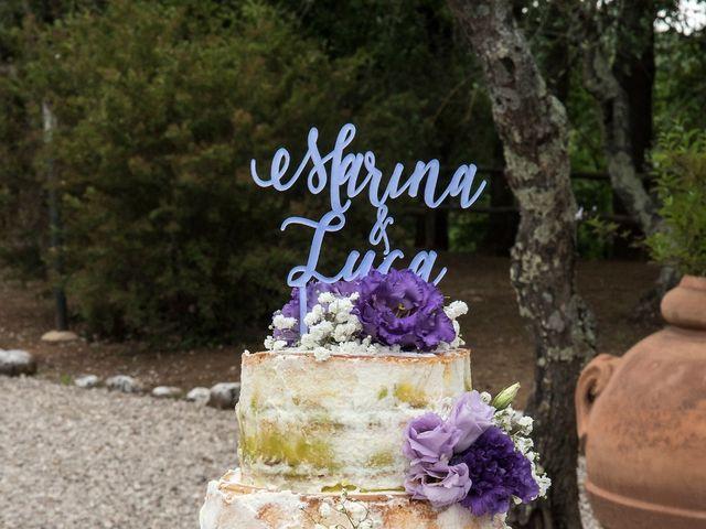 Il matrimonio di Luca e Marina a Soriano nel Cimino, Viterbo 34