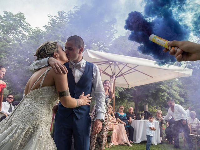Il matrimonio di Luca e Marina a Soriano nel Cimino, Viterbo 40
