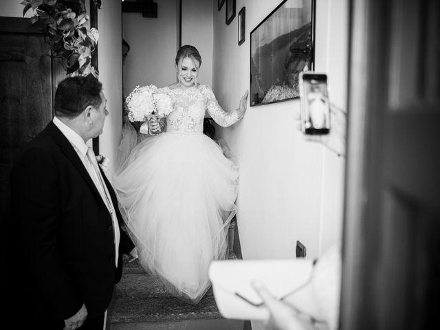 Il matrimonio di Alessio e Michela a Omegna, Verbania 17