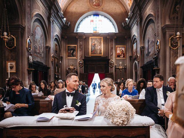 Il matrimonio di Alessio e Michela a Omegna, Verbania 24