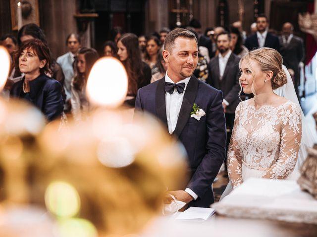 Il matrimonio di Alessio e Michela a Omegna, Verbania 25