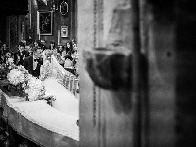 Il matrimonio di Alessio e Michela a Omegna, Verbania 29