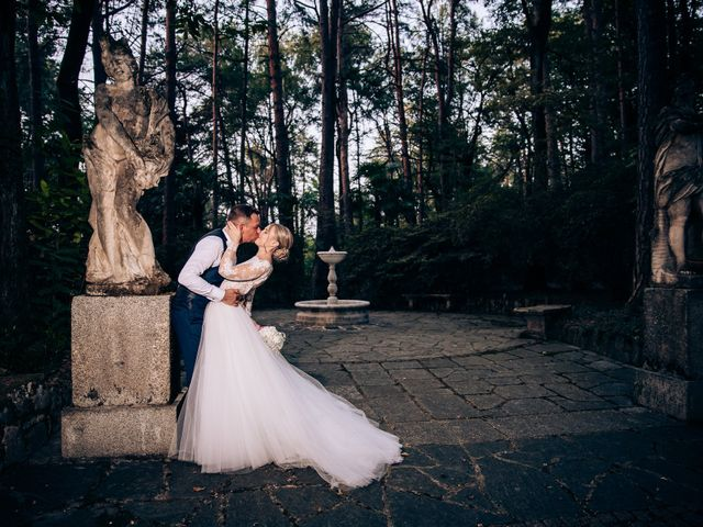 Il matrimonio di Alessio e Michela a Omegna, Verbania 44