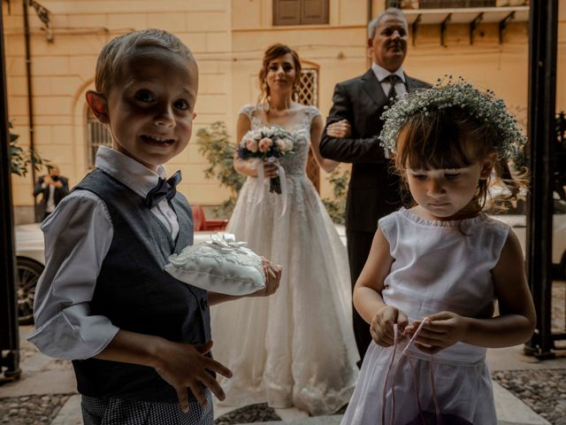 Il matrimonio di Jessica e Manuel a Palermo, Palermo 23