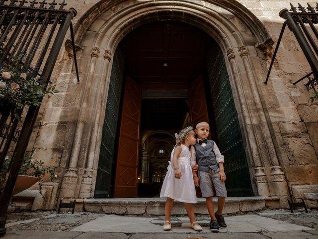 Il matrimonio di Jessica e Manuel a Palermo, Palermo 24
