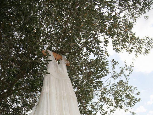 Il matrimonio di Massimiliano e Roberta a Monteriggioni, Siena 3