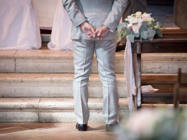 Il matrimonio di Massimiliano e Roberta a Monteriggioni, Siena 12