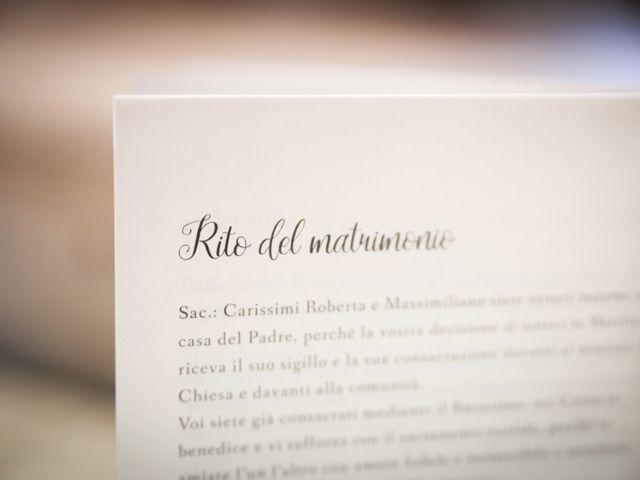 Il matrimonio di Massimiliano e Roberta a Monteriggioni, Siena 16