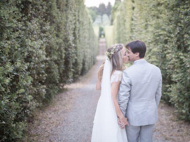 Il matrimonio di Massimiliano e Roberta a Monteriggioni, Siena 23