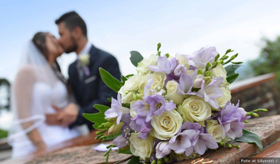 Il matrimonio di Ivan e Jasmine a Montecarlo, Lucca