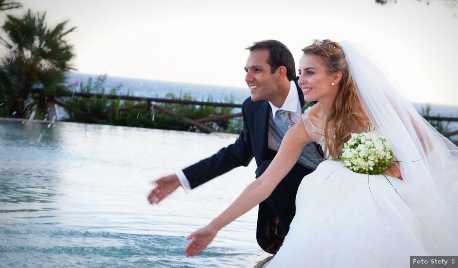 Il matrimonio di Diego e Yulia a Pula, Cagliari