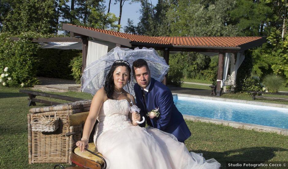 Il matrimonio di Giacomo e Francesca a Fino Mornasco, Como