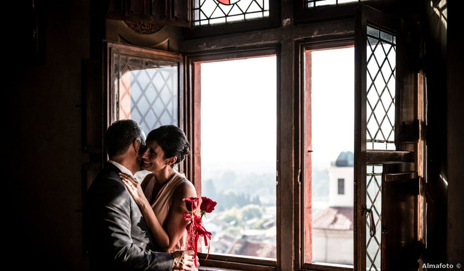 Il matrimonio di Walter e Roberta a Pavone Canavese, Torino