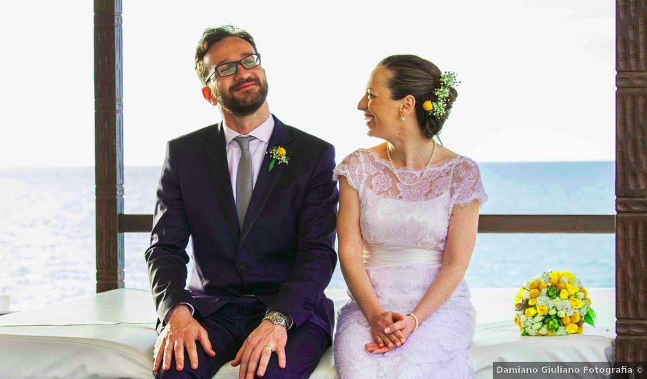 Il matrimonio di Antonio e Maria Luisa a Palermo, Palermo