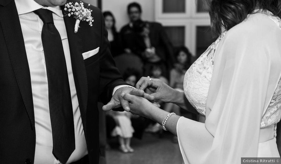 Il matrimonio di Fabio e Rosita a Castellinaldo, Cuneo