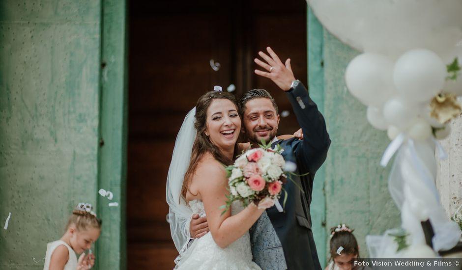 Il matrimonio di Fabio e Natalia a Copertino, Lecce