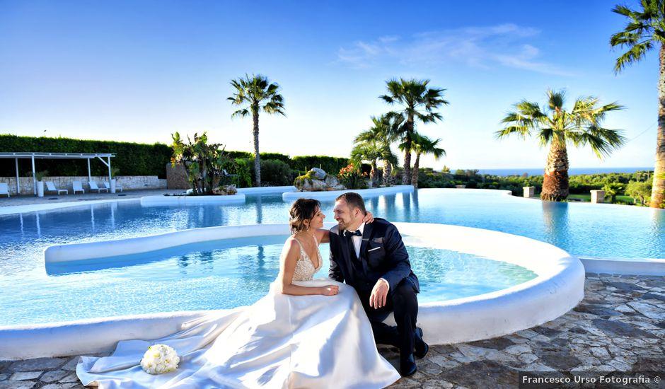 Il matrimonio di Fabrizio e Margaret a Brindisi, Brindisi
