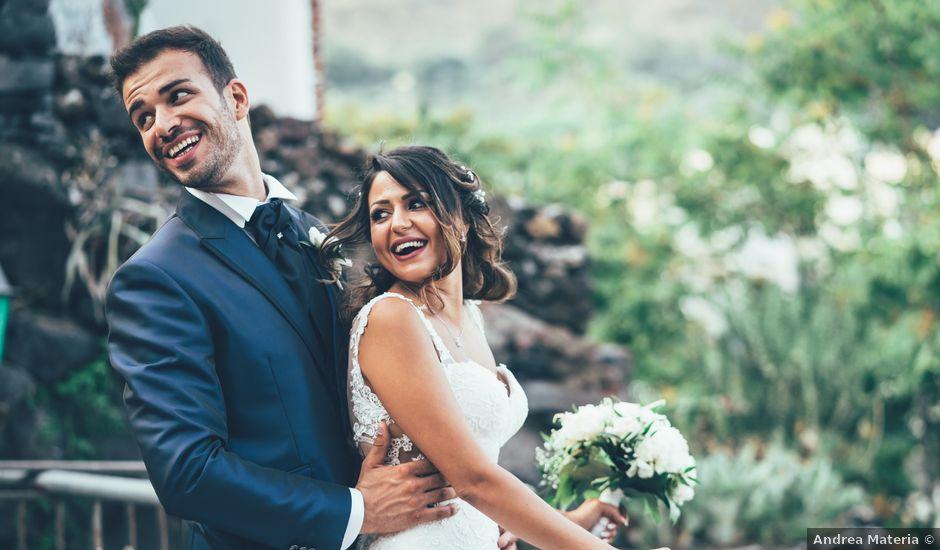 Il matrimonio di Salvo e Sara a Aci Castello, Catania