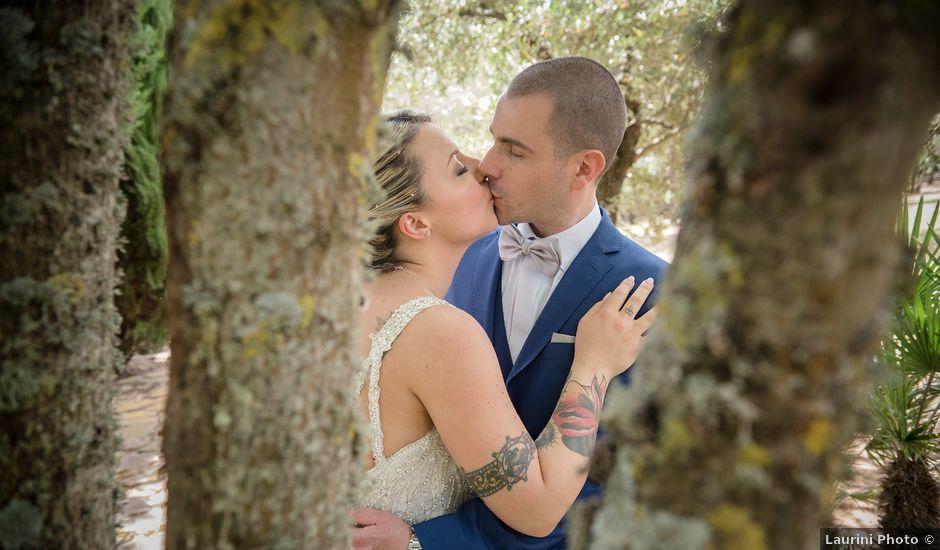 Il matrimonio di Luca e Marina a Soriano nel Cimino, Viterbo