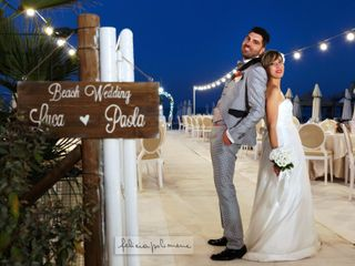 Le nozze di Luca e Paola