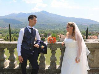 Le nozze di Simona e Alessio