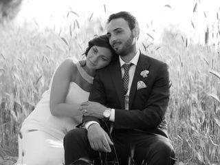 Le nozze di Morena e Giuseppe