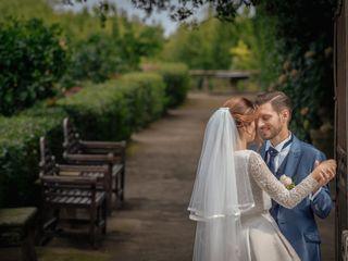 Le nozze di Andrea e Claudia
