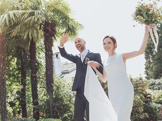 Le nozze di Natalia e Roberto
