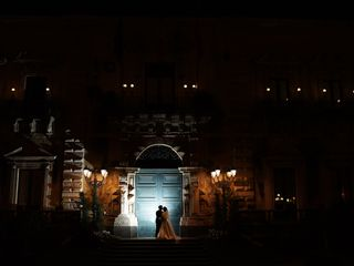 Le nozze di Giuseppe e Isabella