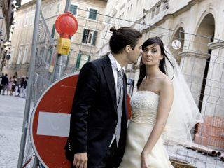 Le nozze di stefania e mino