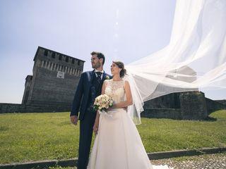 Le nozze di Antonella e Cesare