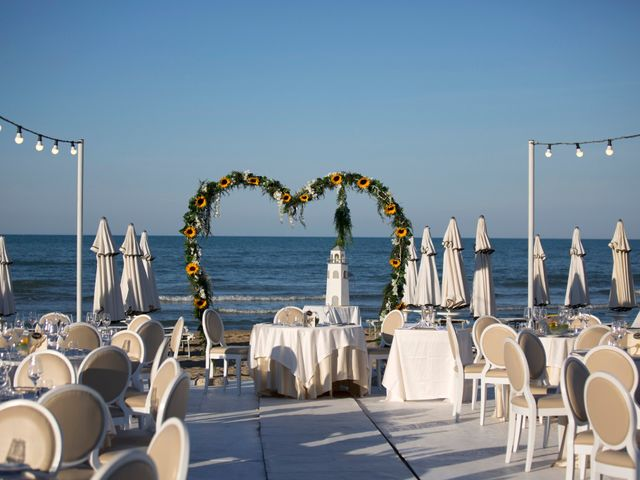Il matrimonio di Paola e Luca a Vasto, Chieti 3