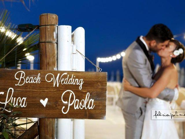 Il matrimonio di Paola e Luca a Vasto, Chieti 7