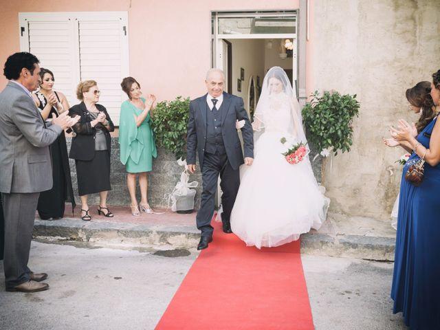 Il matrimonio di Angelo e Paola a Caltanissetta, Caltanissetta 13