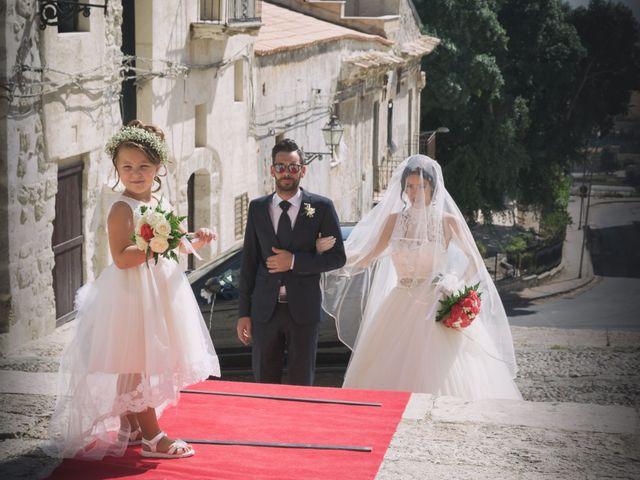 Il matrimonio di Angelo e Paola a Caltanissetta, Caltanissetta 14