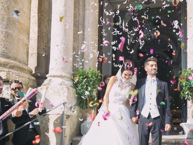 Il matrimonio di Angelo e Paola a Caltanissetta, Caltanissetta 16