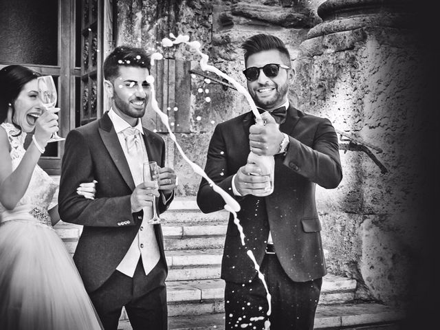 Il matrimonio di Angelo e Paola a Caltanissetta, Caltanissetta 17