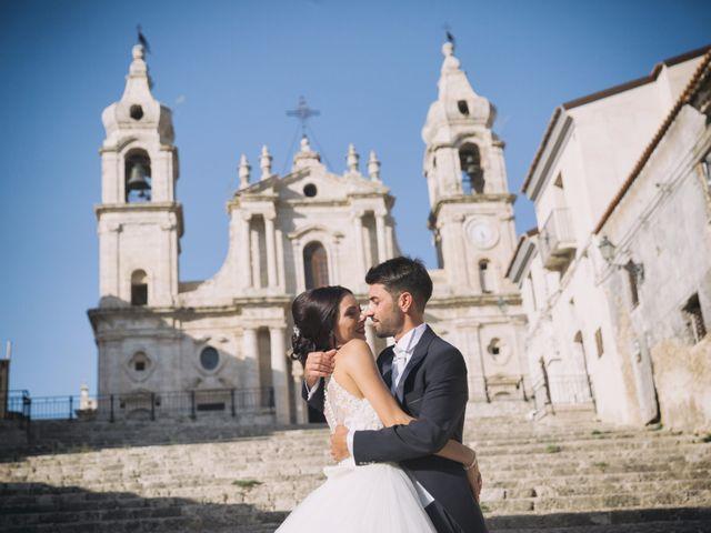 Il matrimonio di Angelo e Paola a Caltanissetta, Caltanissetta 18